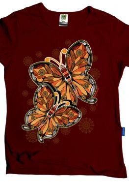 monarcas origami